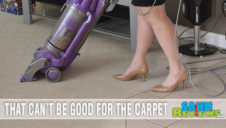 High Heels and Housework