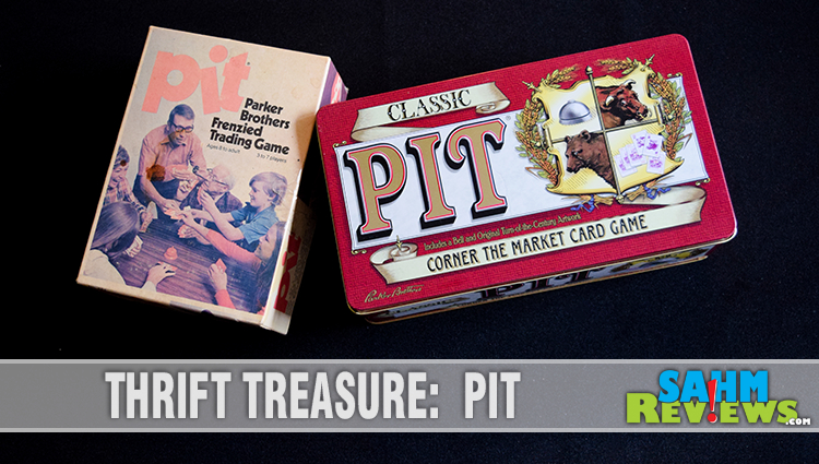 Thrift Treasure: Pit