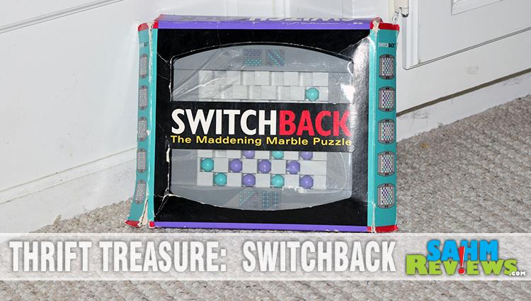 Thrift Treasure: SwitchBack