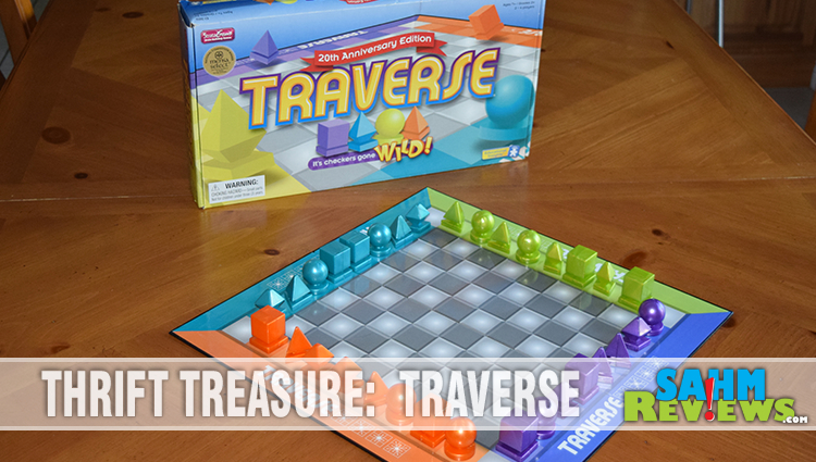 Thrift Treasure: Traverse