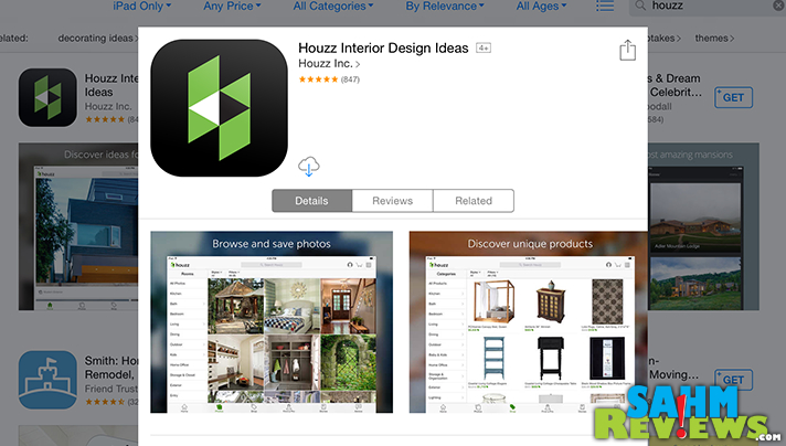 The job isn't over when the building is done. Use Houzz to inspire design ideas! - SahmReviews.com #BetterMoments