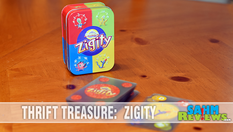 Thrift Treasure: Zigity