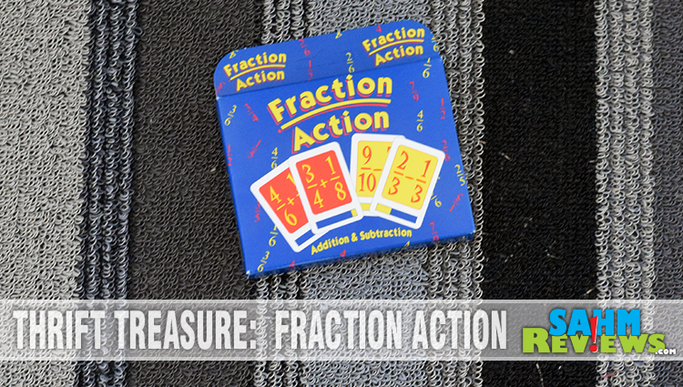 Thrift Treasure: Fraction Action