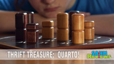 Thrift Treasure:  Quarto!