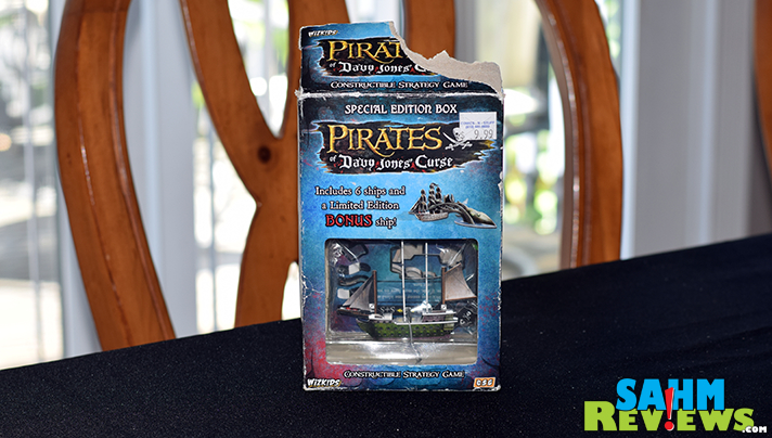 If you like building models, this Pirates of Davy Jones' Curse will provide extra value. If you have five thumbs, get someone to assemble this one for you! - SahmReviews.com