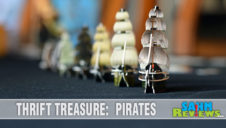 Thrift Treasure: Pirates of Davy Jones' Curse