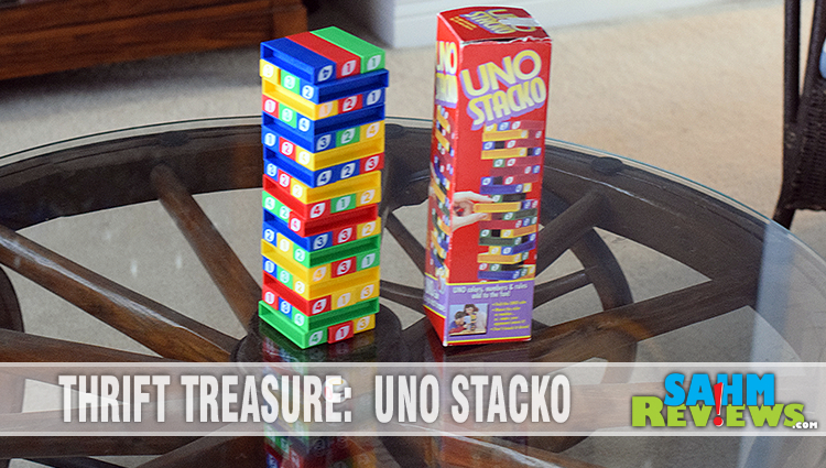 Thrift Treasure: UNO Stacko