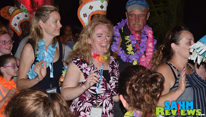 Kick back, have a drink, dance and SMILE at Beaches all-inclusive resort. - SahmReviews.com #BeachesMoms