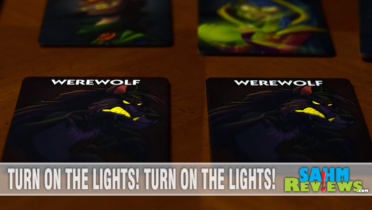 Ultimate Werewolf Hidden Identity Game Overview