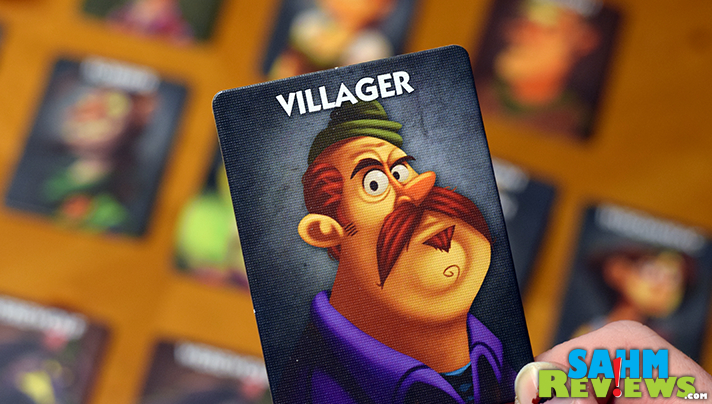 Ultimate Werewolf goal: Keep the villagers alive! - SahmReviews.com