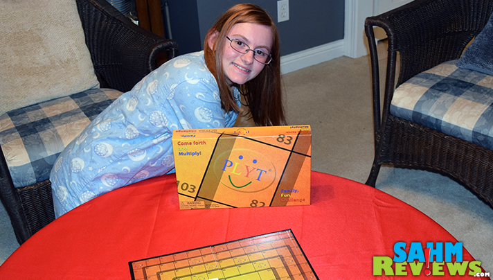 Educational games don't have to be one-sided. PLYT by Talkplaces, Ltd. uses dice to even the playing field! - SahmReviews.com