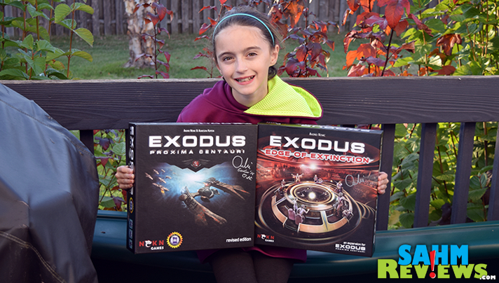 Our favorite 4X game just got an upgrade! Exodus: Edge of Extinction adds individual roles and abilities to what was already an almost perfect game! - SahmReviews.com