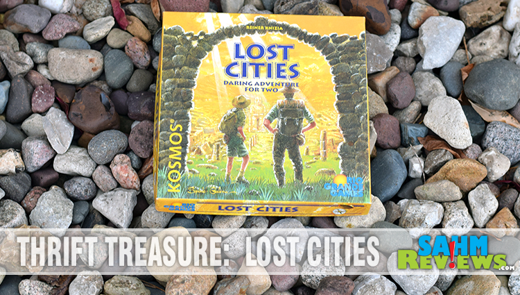 Thrift Treasure: Lost Cities