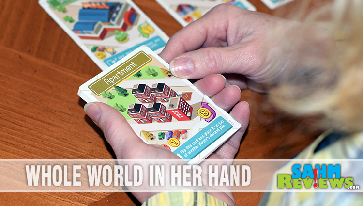 Flip City Card Game Overview