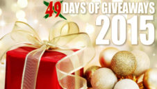 Mega Giveaway Day 31 – 12 Days Game