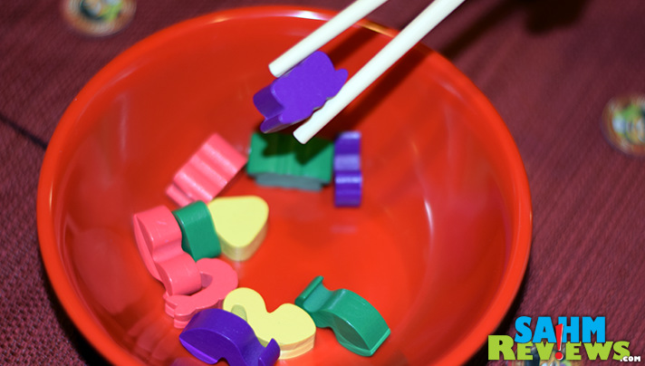 Practice your chopstick skills so you're ready to battle! - SahmReviews.com