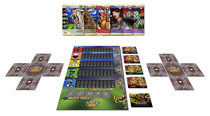 You won't believe the type of players you'll draft in Fantasy Fantasy Baseball by CSE Games. This Kickstarter may have you rooting for a new team! - SahmReviews.com