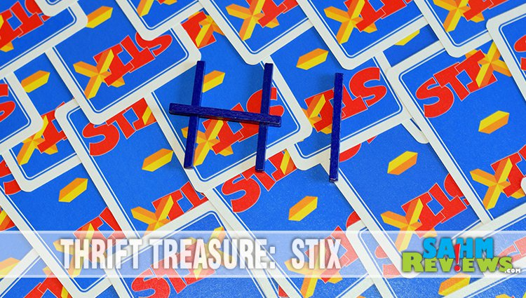 Thrift Treasure: Stix