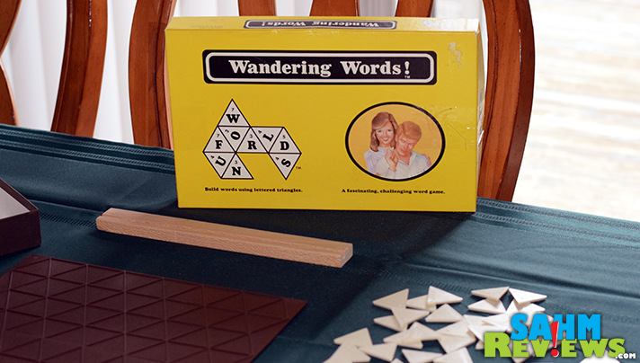 This week we happened across Wandering Words, a game that was never in the stores. Sometimes finding these unique titles make the trek worth the while! - SahmReviews.com