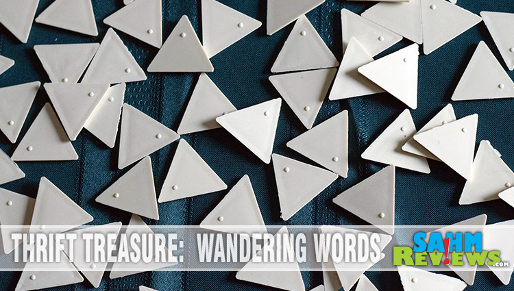 Thrift Treasure: Wandering Words