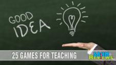 Sneaky Education: 25 Games for Teaching