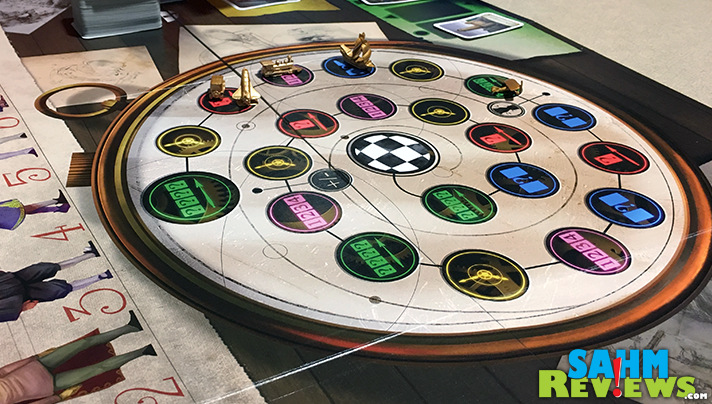 Unlike the original Timeline series, Timeline Challenge by Asmodee includes a board and scoring track! - SahmReviews.com