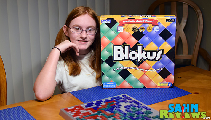 Itching for a new game to add to your collection? Blokus is an award-winner! - SahmReviews.com