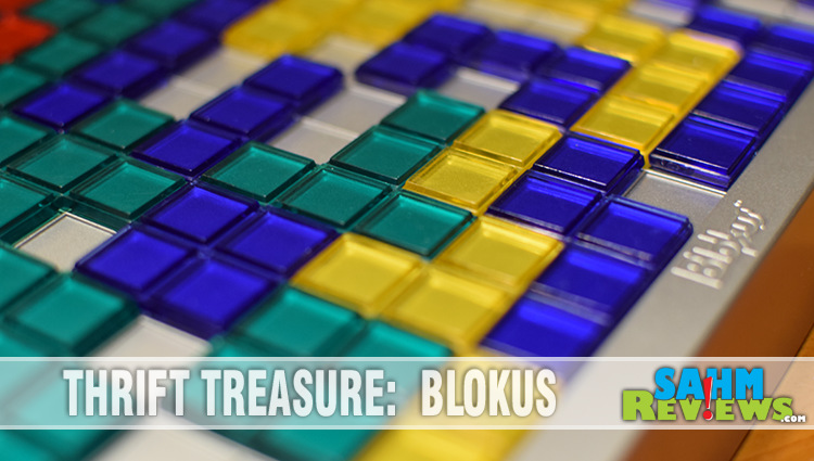 Thrift Treasure: Blokus