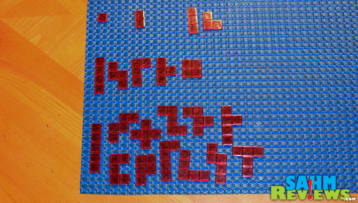Get rid of those odd-shaped 5-block Blokus pieces as quickly as possible or you may get stuck with them! - SahmReviews.com