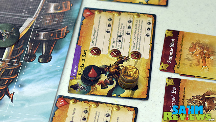 It's no secret we love our pirate-themed games. Rum & Bones by Cool Mini or Not is the cream of the crop, and we expect will be for some time. - SahmReviews.com