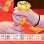 Supporting up to 10 players, Asmodee's Jungle Speed will test both your matching ability as well as your reaction time! - SahmReviews.com