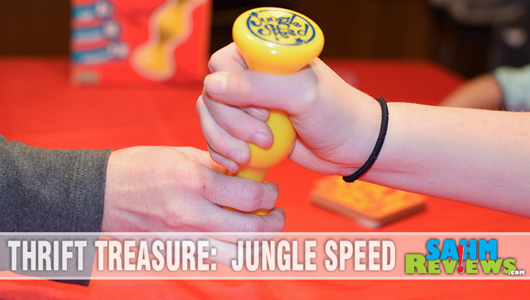 Thrift Treasure: Jungle Speed