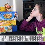 Plan a monkey-themed family day including the movie, Monkey Up! - SahmReviews.com