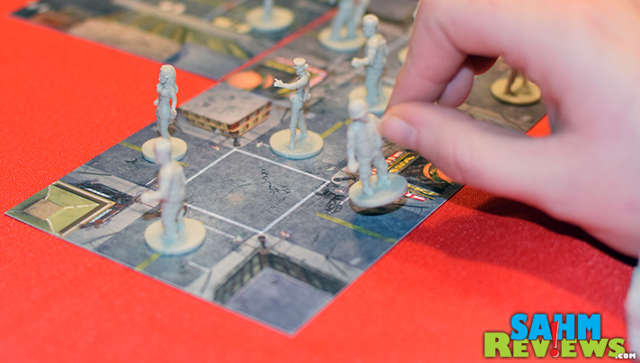 Twilight Creations' Zombies!!! has been a popular game choice for nearly two decades. Now they have made it family friendly with the intro of a PG Edition! - SahmReviews.com