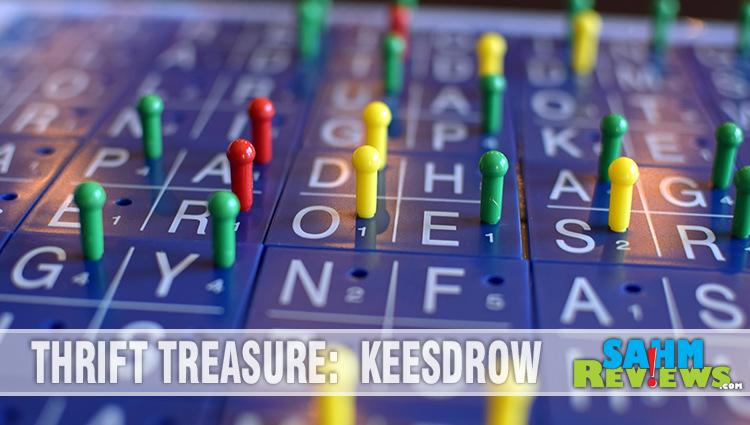 Thrift Treasure: Keesdrow