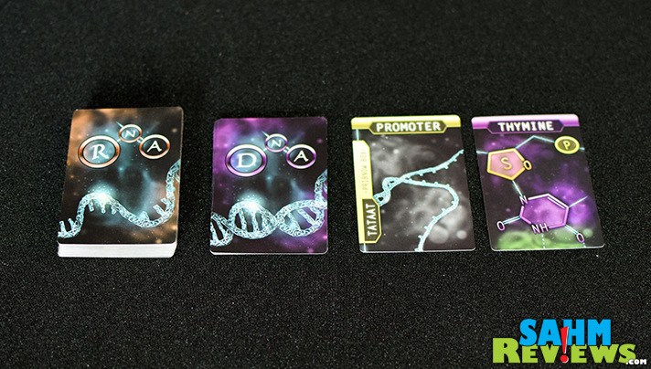 Linkage by Genius Games should be classroom-required for any teacher in the sciences. Find out how RNA and DNA compare with this new card game! - SahmReviews.com