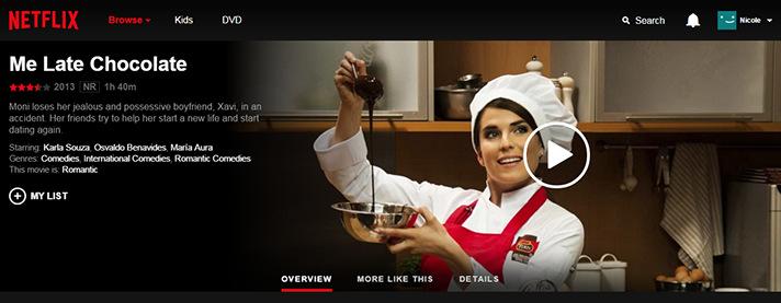 Enjoy some Chocolate and Netflix for Valentine's Day. - SahmReviews.com #StreamTeam