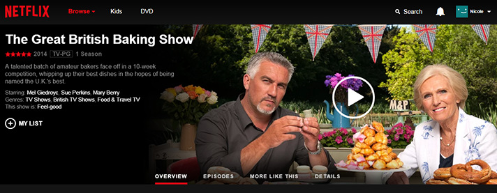 Valentine's Day is sweet with Netflix! - SahmReviews.com #StreamTeam