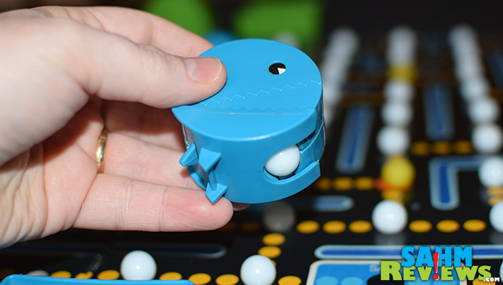 Part of my new collection of video game related board games, we found Pac-Man by Milton Bradley at our local auction house! - SahmReviews.com