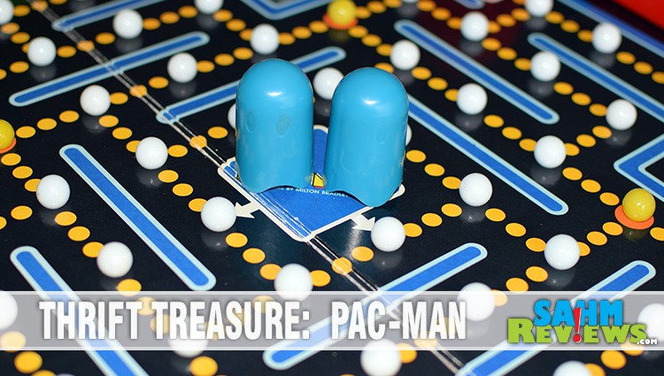 Thrift Treasure: Pac-Man