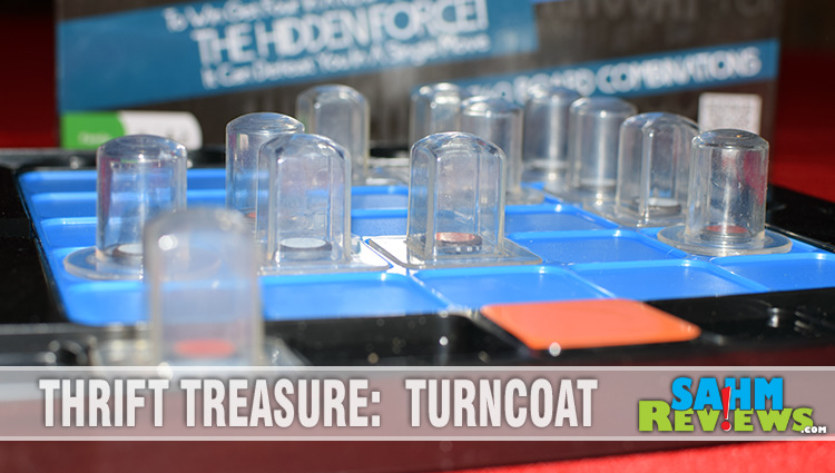Thrift Treasure: Turncoat