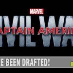 We're gearing up for war. Follow along April 9-12, 2016 as we cover Captain America: Civil War! - SahmReviews.com #CaptainAmericaEvent