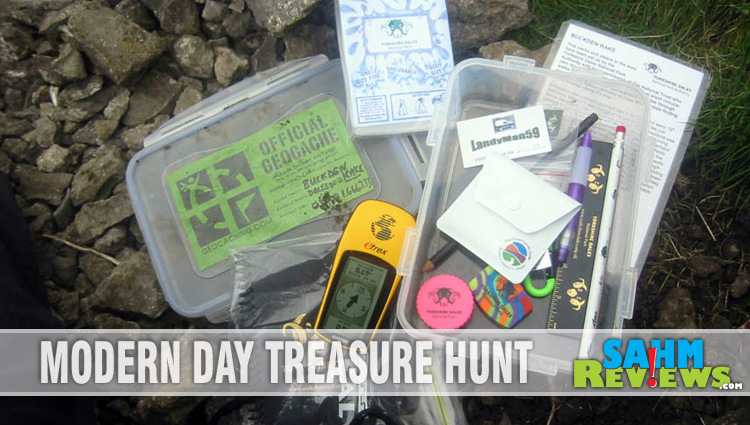 The Psychology of Geocaching (and Cats)