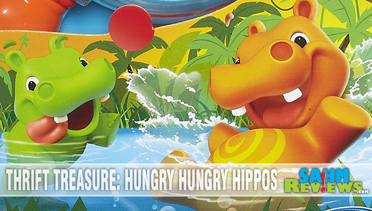 Thrift Treasure: Hungry Hungry Hippos
