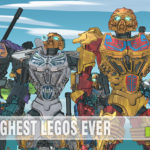 Options to watch LEGO on Netflix include Netflix Originals LEGO Bionicles and LEGO Friends. - SahmReviews.com #StreamTeam