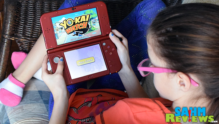Getting started with Yo-kai Watch is easy with a friendly helper. - SahmReviews.com #YOKAIWATCH