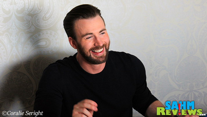 Chris Evans, shares thoughts on allowing pranks on the set of movies like Captain America: Civil War. - SahmReviews.com #CaptainAmericaEvent
