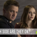 Find out what we learned from Jeremy Renner and Elizabeth Olsen during our exclusive interview. - SahmReviews.com #CaptainAmericaEvent