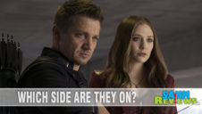 Renner, Olsen Discuss Their Civil War Roles