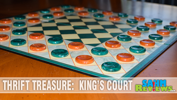 Thrift Treasure: King's Court